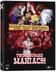 Two Thousand (2000) Maniacs - Mediabook [BR+DVD] (uncut) NEU