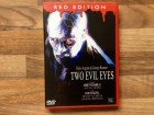 TWO EVIL EYES DVD RED EDITION TOP ZUSTAND ARGENTO / ROMERO