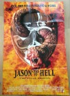 Freitag der 13. Jason goes to hell - EA U.S. Filmplakat