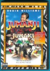 Jumanji - Collector´s Edition DVD Robin Williams fast NEUW.