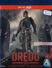 Dredd 3D - Blu-ray - uncut - Kein dt. Ton