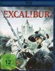 EXCALIBUR Blu-ray - John Boorman Klassiker Arthus Merlin