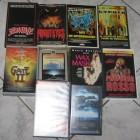 10 Horror Filme VHS