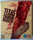 THE TEXAS CHAINSAW MASSACRE 2 ARROW VIDEO LIMITED EDITION UK