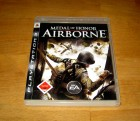 PS3 MEDAL OF HONOR AIRBORNE - DEUTSCH - USK 18