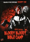 BLOODY BLOODY BIBLE CAMP Blu-ray DVD Mediabook Limited