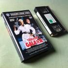 TÖDLICHE GALAXIE Brigitte Nielsen / Julian Sands VHS Warner