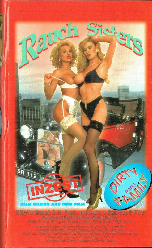 (VHS) Dirty Family 1 -Rauch Sisters -Sibylle Rauch -XY Video