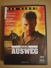 Ohne Ausweg DVD - uncut - van Damme