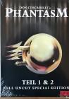 PHANTASM TEIL 1 & 2 - FULL UNCUT SPECIAL EDITION  - DIGIPACK