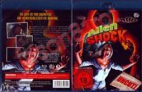 Alien Shock - uncut / Blu Ray NEU OVP