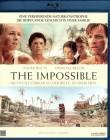 THE IMPOSSIBLE Blu-ray - Naomi Watts Ewan McGregor