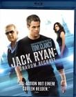 JACK RYAN SHADOW RECRUIT Blu-ray Chris Pine Keira Knightley