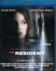 THE RESIDENT Blu-ray - Hilary Swank Top Horror Thriller