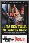 Der schwarze Leib der Tarantel - Hartbox - Blu-ray