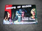 DROPS OF BLOOD - X-RATED HARTBOX - GIALLO - UNCUT