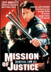Martial Law 3 - Mission of Justice - DVD - Uncut