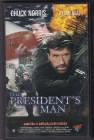 The President's Man -Chuck Norris VHS FSK 18