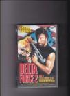 DELTA FORCE 2 CHUCK NORRIS VHS FSK 18