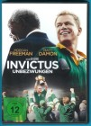 Invictus - Unbezwungen DVD Matt Damon, Morgan Freeman NEUW.