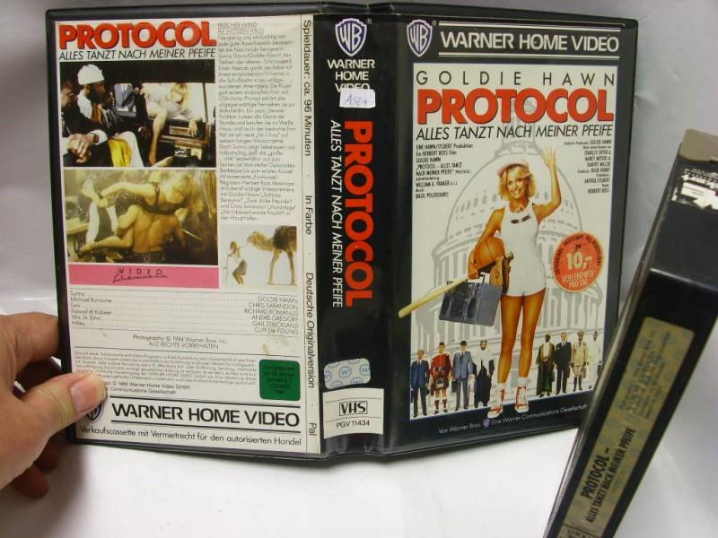 A564 ) Protocol mit Goldie Hawn