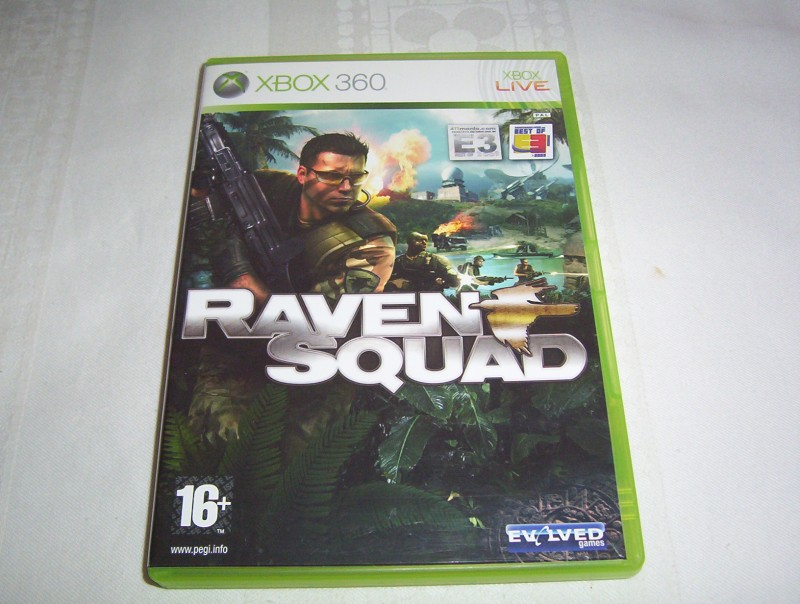 Raven Squad   -Spiel für XBOX 360- Uncut