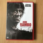 JOHN RAMBO mit Sylvester Stallone DVD UNCUT
