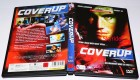 Cover Up DVD - Uncut - mit Dolph Lundgren -