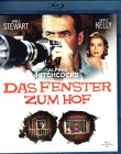 DAS FENSTER ZUM HOF Blu-ray Hitchcock Klassiker J.Stewart