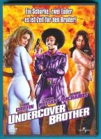 Undercover Brother DVD Eddie Griffin, Denise Richards s g Z