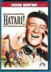 Hatari! - Die John Wayne Collection DVD inkl. Filmposter NW
