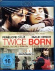 TWICE BORN Was vom Leben übrig bleibt BLU-RAY Penelope Cruz