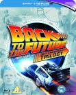 Back To The Future - Triology ( 4 Blu.ray Disc )