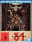 31 Blu-ray + DVD Limited Steelbook - Rob Zombie Splatter