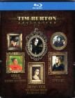 TIM BURTON COLLECTION 3x Blu-ray - Johnny Depp