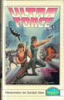(VHS) Ultra Force 2 - Michelle Khan, Cynthia Rothrock