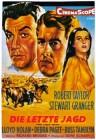 DIE LETZTE JAGD  Western   1956