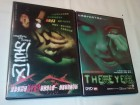 2 DVDs: UNBORN BUT FORGOTTEN - Korea + THE EYE - China