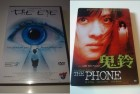 2 DVDs: THE PHONE - Doppel DVD Edition + THE EYE