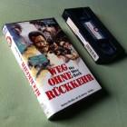 Weg ohne Rückkehr - No Way Back VHS Fred Williamson SILWA