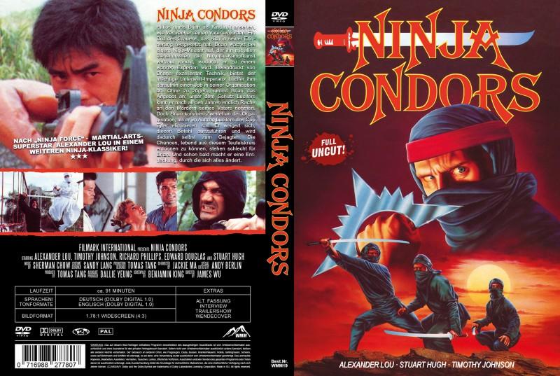 Ninja Condors (Amaray) NEU ab 1€