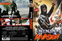 Ninja Invasion (UNCUT / Amaray)