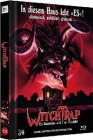 Mediabook Witchtrap - Uncut [Blu-ray] Lim. Coll. 666