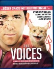 THE VOICES Blu-ray - böse Killer Komödie Ryan Reynolds