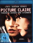 PICTURE CLAIRE Blu-ray - Juliette Lewis Gina Gershon - Top!