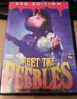 DVD 'Meet the Feebles' - Red Edition