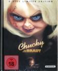 Blu-ray - Chucky und seine Braut - 2-Disc-Mediabook  OVP