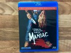 MANIAC 30TH ANNIVERSARY EDITION BLU RAY und DVD TOP ZUSTAND