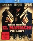El Mariachi Trilogy - (Desperado)  Blu-ray