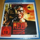Red Scorpion  The Expendables Selection Blu-ray  Neu & OVP